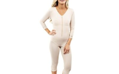 After liposuction: healing garments for the body