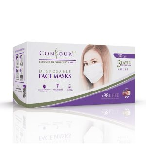 MADE IN USA - 3 Ply Face Masks Direct Donate