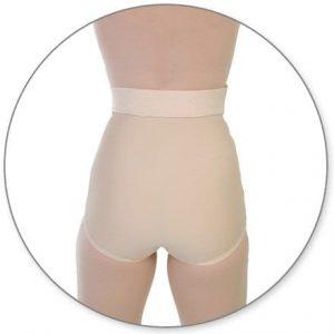 Slip on Panty Girdle Open Crotch by Contour - Style 15