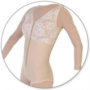 Body Shaper Brief Style W/Slitcrotch by Contour - Style 32