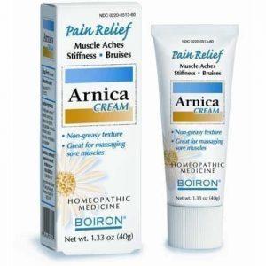 Arnica Cream - 1.33 ounces
