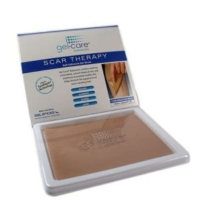 """Gel-Care Advanced Scar Therapy - 5""""x6"""" Self-Adhesive Gel Sht"""