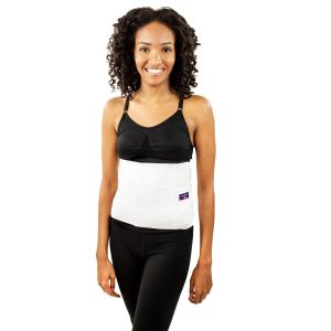 9in Abdominal Binder Adjustable Panels by Contour - Style 70