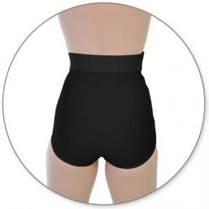 Slip On Panty Girdle, Closed Crotch by Contour - Style 15