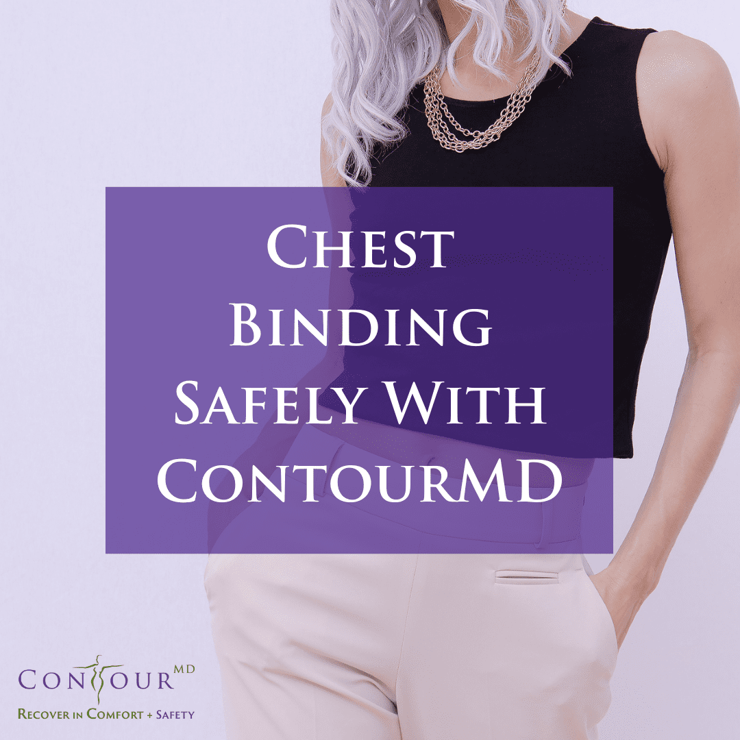 chest binding safely